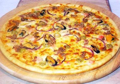 Океан пицца
