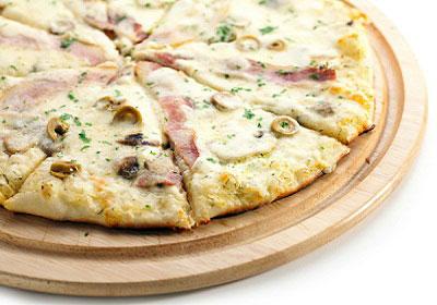 Пицца с каштанами