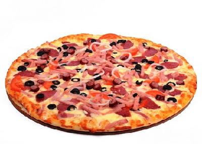 Пицца простая