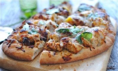Пикантная пицца