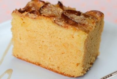 Яблочный пирог Попробуй