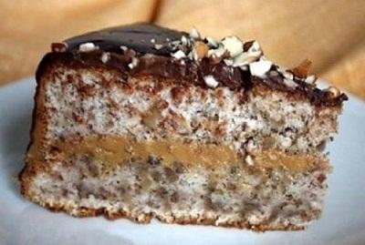 Торт выдумка